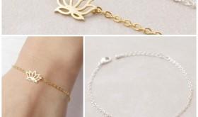 Lotus Bracelet Only $8.99 – 78% Savings