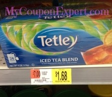 Tetley Tea 24 ct Walmart