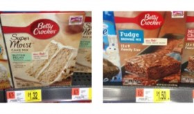 Betty Crocker Mixes Only $0.66 at Walmart Until 8/26