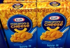 Kraft Macaroni & Cheese Only $0.49 at Walmart Until 9/23