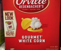 Orville Redenbacher's Gourmet Popping Corn Only $0.74 at Walmart Until 8/27