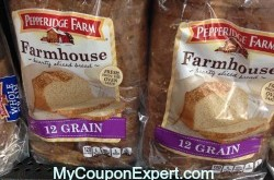 Pepperidge Farmhouse Bread Only $1.09 at Walmart Until 8/20