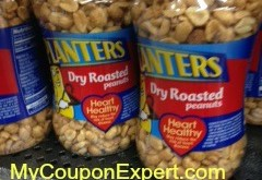 Planters Peanuts Only $0.74 at Walmart Until 8/27