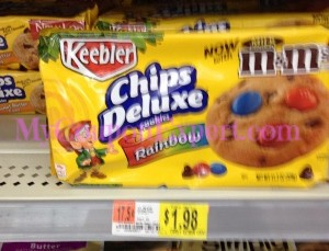 FREE Keebler Chips Deluxe Cookies at Walmart Until 9/23
