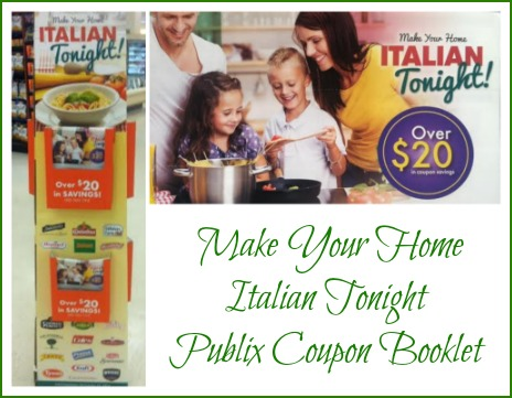 make your home italian book