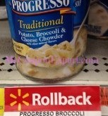 Progresso Soups Only $0.49 at Walmart Until 9/16