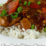 Slow-Cooker-Honey-Chicken-with-Rice