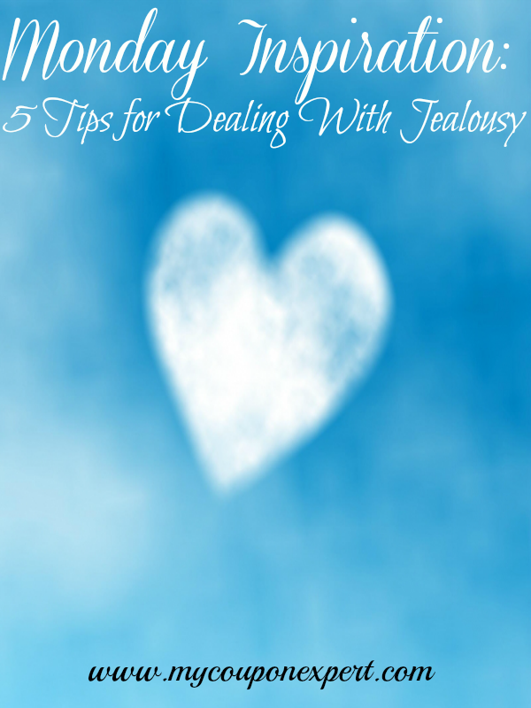 Monday Inspiration: 5 Tips for Dealing With Jealousy