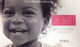 New Publix Coupon Booklet + Printables for Oh, Baby!