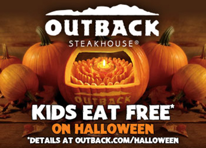 outback halloween