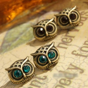 owl-earrings