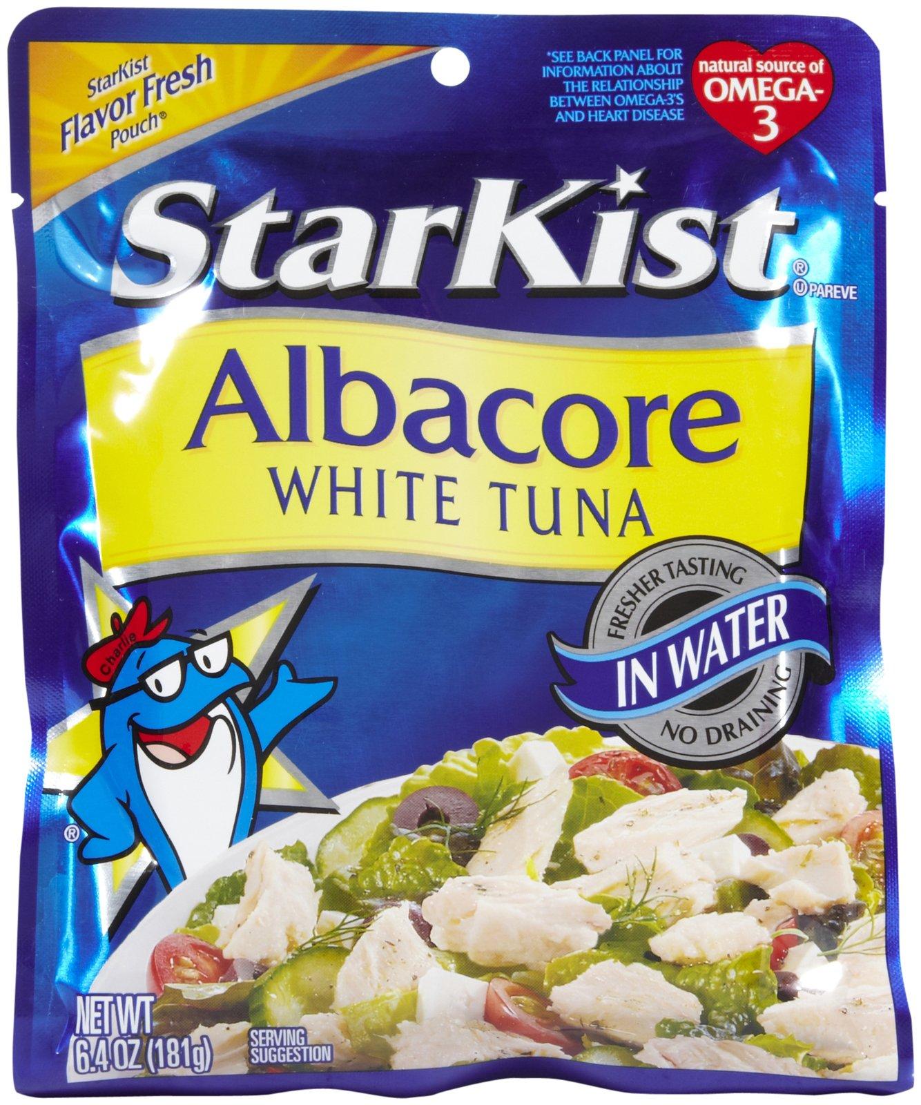 Starkist Albacore White Tuna Only 1 30
