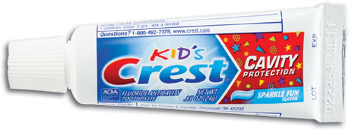 Kids Toothpaste And Toothbrush Crest Kids Toothpaste