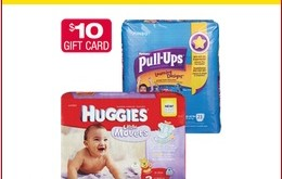 HOT HOT Diaper Deal at CVS Until 11/8
