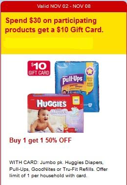 HOT HOT Diaper Deal at CVS Until 11/8