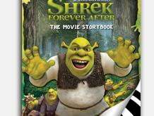 FREE Shrek 4 Storybook App