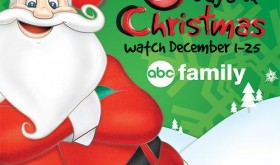 ABC Family's 25 Days of Christmas Schedule + Show Information
