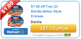 picture regarding Barilla Printable Coupons known as Refreshing Printable Discount coupons: Often, Blue Diamond, Barilla, and