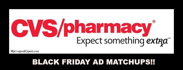 cvs black friday ad matchups