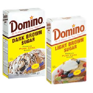 Brown confectioners sugar