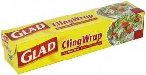 glad wrap 100 sq