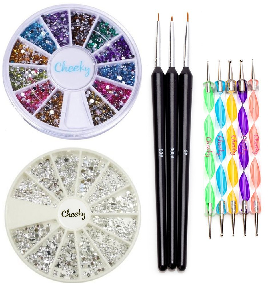 Professional Nail Art Set Only $5.99 Shipped – NICE SET!