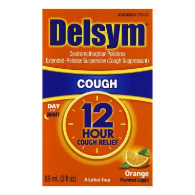 FREE Delsym at CVS Starting 12/14