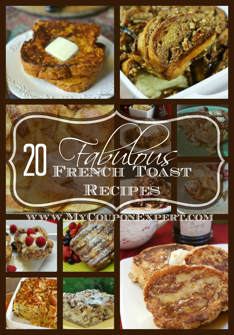20 Fabulous French Toast Recipes