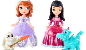 Disney Sofia The First Sofia Vivian and Animal Friends Giftset Only $5.29 – 65% Savings