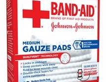 Band-Aid Gauze Pads Only $1.26 at Walgreens
