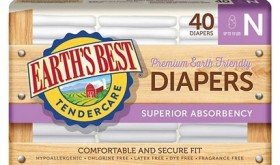 Earth's Best TenderCare Diapers Jumbo Packs Only $6.99 at Target