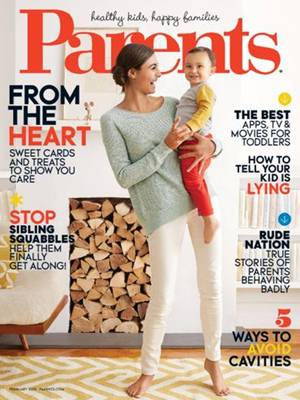 FREE Parents Magazine (1-Year Subscription)