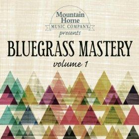 FREE Bluegrass Mastery Vol. 1 Album
