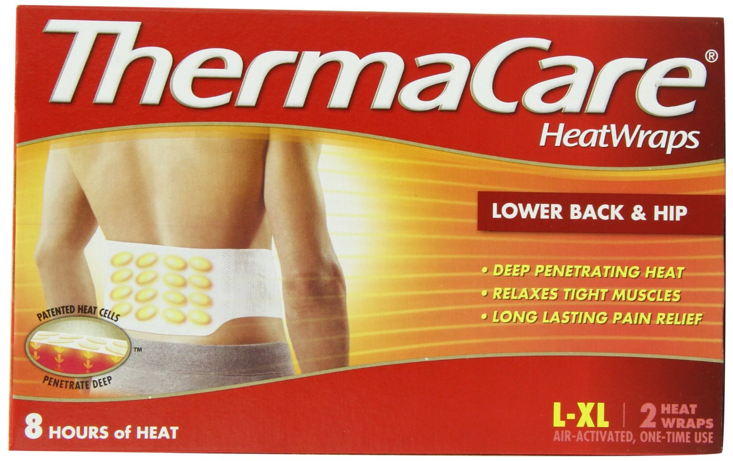 ThermaCare Heat Wraps Only $1.49 at Walgreens