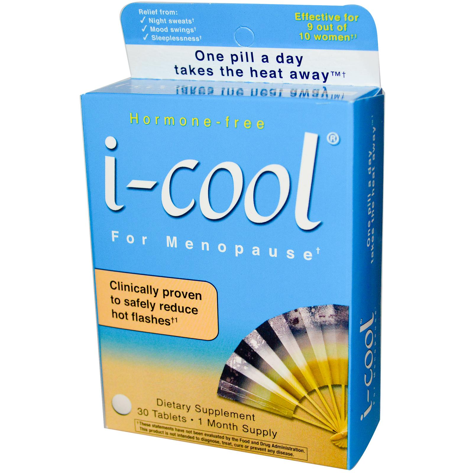 Better Than FREE  i-Cool for Menopause at Walgreens (Starting 1/18)