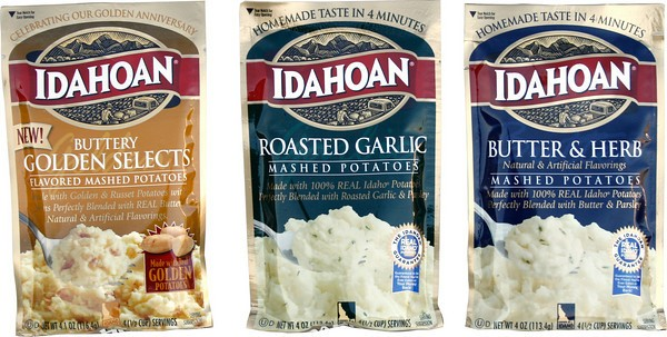 Idahoan Flavored Mashed Pouches or Cups Only $0.66 at Target · on box of instant potatoes, instant red potatoes, idahoan instant potatoes coupons, idahoan instant potato cups, herbed potatoes, baked potato, lyonnaise potatoes, trader joe's roasted potatoes, duchess potatoes, idahoan baked potatoes, ore-ida frozen potatoes, bangers and mash, idahoan instant potatoes directions, printable coupons for idahoan potatoes, yukon gold potatoes, slow cooker breakfast potatoes, pumpkin pie, potato chip, butter herb potatoes, shepherd's pie, boxed potatoes, pecan pie, wada farms potatoes, apple sauce, idahoan instant potatoes nutrition, walmart instant potatoes, olivier salad, idahoan hash brown potatoes, pommes dauphine, potato scone, green bean casserole, potato salad, apple pie, potato bread, russet burbank, make your own instant potatoes, bag potatoes,