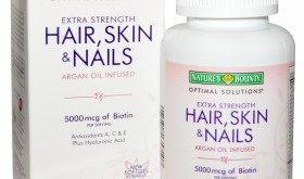 Nature's Bounty Optimal Solutions Hair, Skin & Nails Only $2.00 at Walgreens