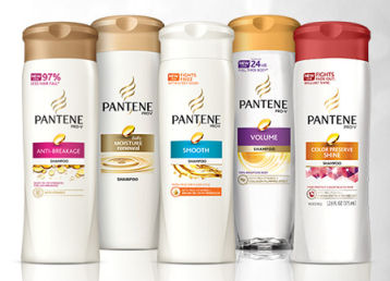 Pantene & Old Spice Products Only $1.45 at Target
