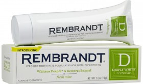 Rembrandt Deeply White Toothpaste Only $2.55 at Target