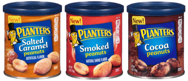 Planters Peanut Flavors Only $1.29 at Walgreens