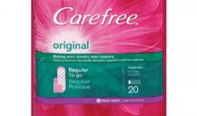 Carefree Pantiliners Only $0.44 at Target