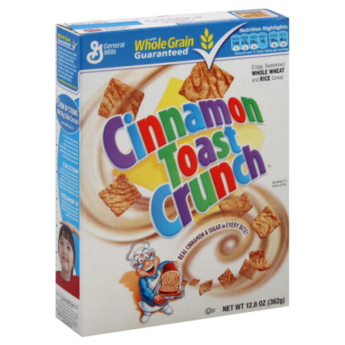 Cinnamon Toast Crunch Only $1.25 at Walgreens (Starting 1/4)
