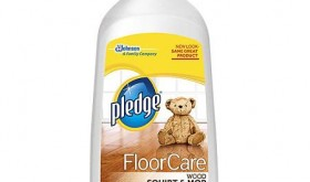 Pledge Wood Floor Cleaner Only $0.47 at Walmart