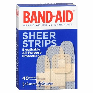 Band-Aid Adhesive Bandages As Low As $0.65 at Target