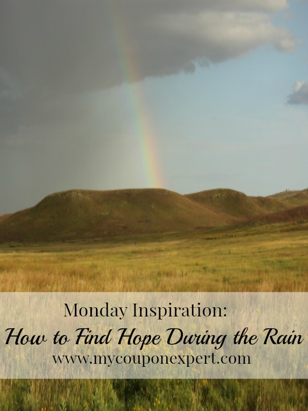 Monday Inspiration: How to Find Hope During the Rain