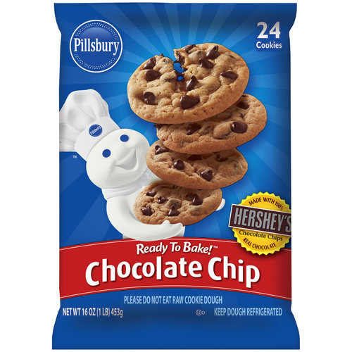 Pillsbury Refrigerated Cookie Dough Only $1.54 at Target
