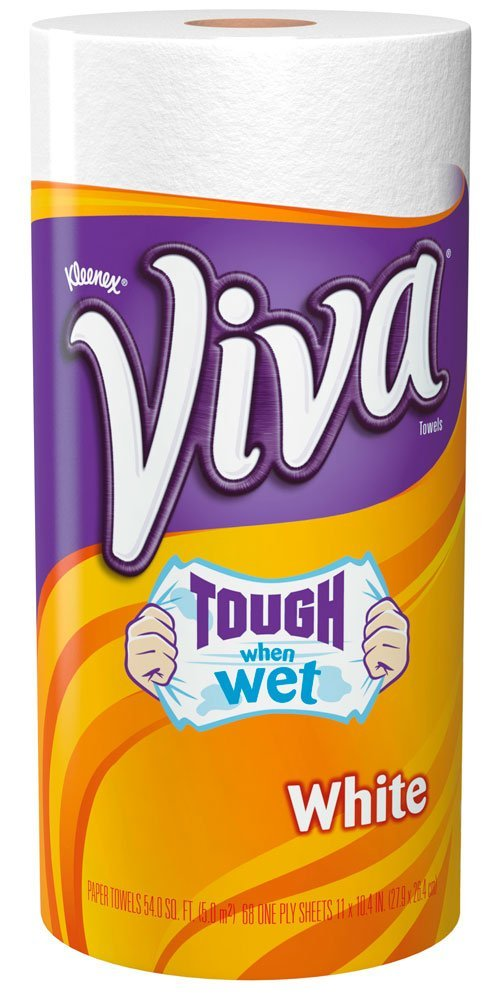 research on viva paper towels It looks like cloth it cleans like cloth so is it cloth no it's still a paper towel but  unlike any you've tried before its soft and smooth texture is perfect on delicate.