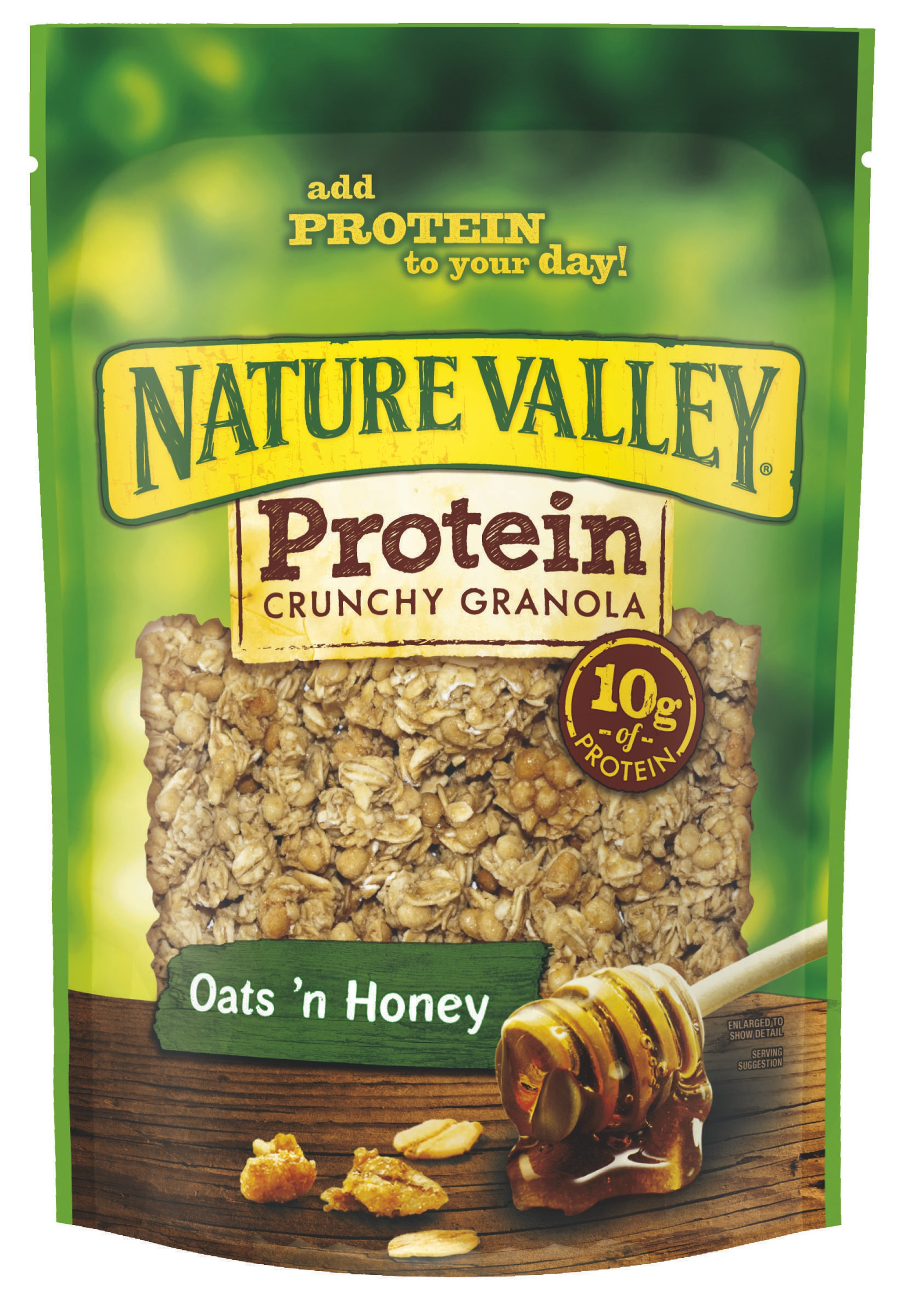 FREE Nature Valley Protein Crunchy Granola at Target