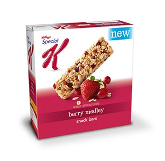 Kellogg's Special K Snack Bars Only $0.62 at Target