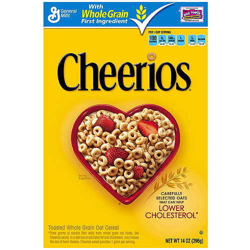 Cheerios Only $1.49 at Walgreens
